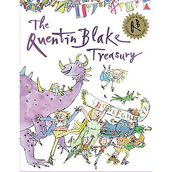 The Quentin Blake Treasury by Quentin Blake - 9780857550477 Book