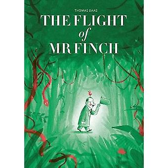 The Flight of Mr Finch by Thomas Baas - 9781849765909 Book