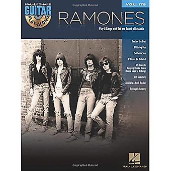 Ramones: Guitar Play-Along Volume 179