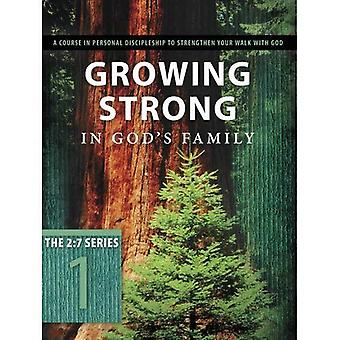 Growing strong in Gods family #1 (Updated 2: 7)