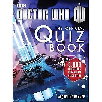 Doctor Who: Het officiële Quiz boek (Doctor Who (BBC))