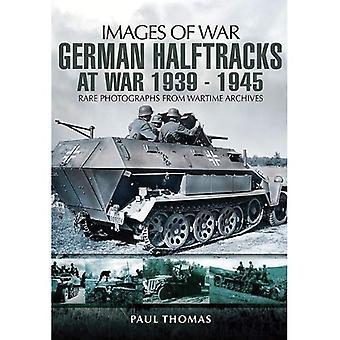 Deutschen Halbkettenfahrzeuge im Krieg 1939-1945