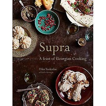Supra: Ein Fest der georgischen Küche