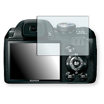 Fujifilm FinePix S4080 display protector - Golebo crystal clear protection film