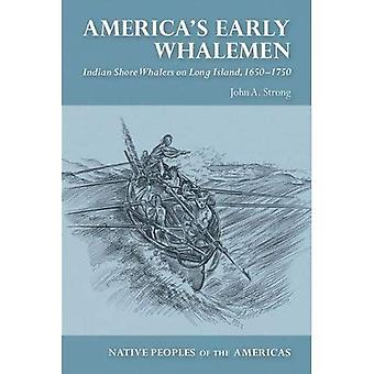 Primi balenieri di America: Indian Shore balenieri a Long Island, 1650-1750 (popoli nativi delle Americhe)