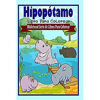 Hipoptamo Libro Para Colorear