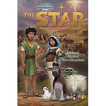 As estrelas de luxo: Novelização Júnior (filme Star)