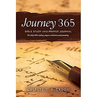 Journey 365: Bible Study and Prayer Journal