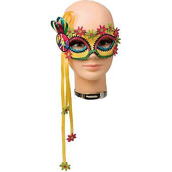 Masquerade Hippie Peace Eyemask