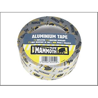 Everbuild Aluminium Tape 50 mm x 45 m