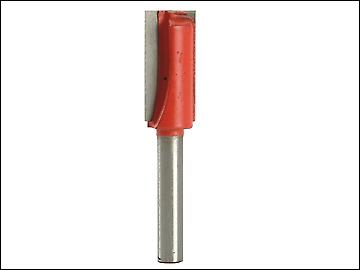 Faithfull Router Bit TCT Two Flute 12.7mm x 25mm 1/4in Shank