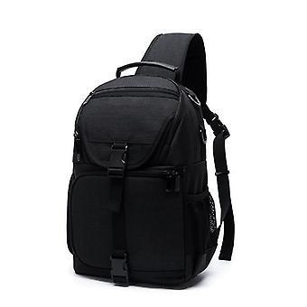 Shoulder backpack for Camera and Equipment-Black