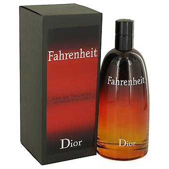 FAHRENHEIT by Christian Dior Eau De Toilette Spray 6.8 oz / 200 ml (Men)