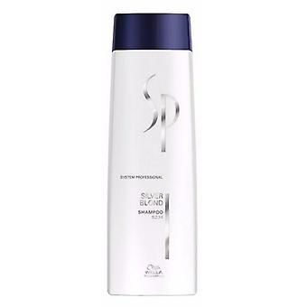 Wella Professionals Sp Silver Blond Shampoo 250 ml (Cheveux , Shampoings)