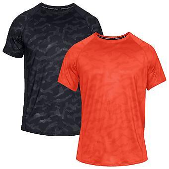Under Armour Mens 2019 MK1 SS Printed T-Shirt