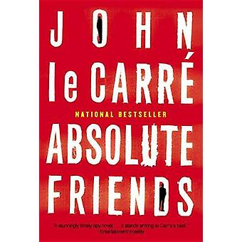 Absolute Friends by John Le Carre - 9780316159395 Book