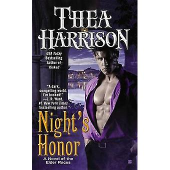 Night's Honor by Thea Harrison - 9780425274361 Book