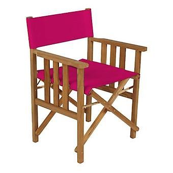 Gardenista® Pink Replacement Directors Chair Canvas Cover