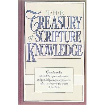 The Treasury of Scripture Knowledge by Hendrickson Publishers - 97815