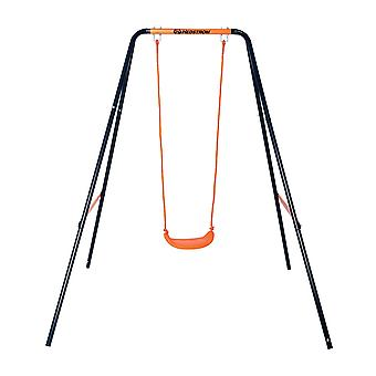 Hedstrom Single Swing Set Blue/Orange Ages 3-10 Years