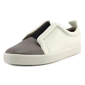 Vince Womens Caden Low Top Pull On Fashion Sneakers