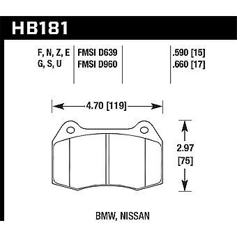 Hawk Performance HB181F.660 HPS