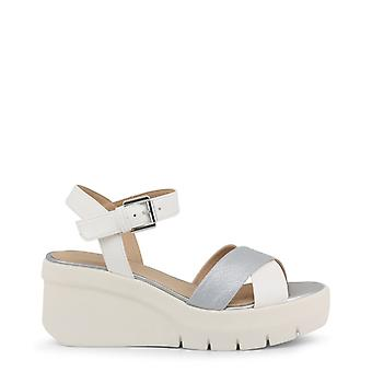 Geox Torrence Women White Wedges -- TORR017776