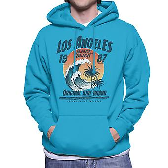 London Banter Los Angeles Original Surf Men's Hooded Sweatshirt