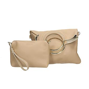 Leather strap bag Made in Italy AR34011