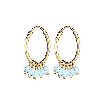Elli Pendulum earrings and Drop by Stainless Silver Woman 925