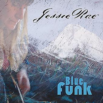Jessie Rae - blauwe Funk [CD] USA import