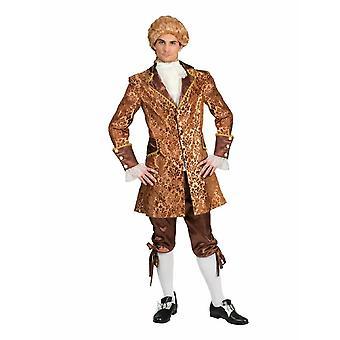 Costume da uomo del conte Edelmann Conte Costume da uomo