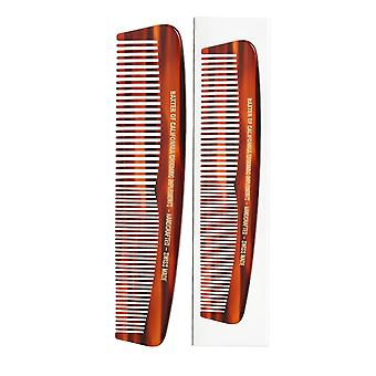 Baxter de California Tortoise Shell Pocket Comb