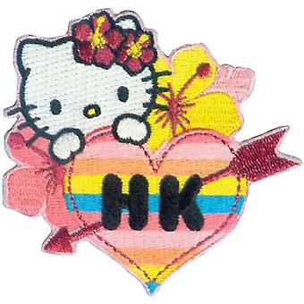 Hello Kitty Patches Hawaii P Hk 0003