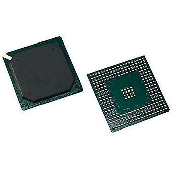 Embedded microcontroller MPC852TVR66A PBGA 256 (23x23) NXP Semiconductors MPC8xx 32-Bit Single-Core 66 MHz