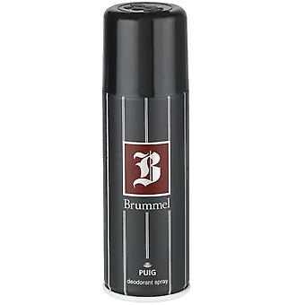 Brummel Deodorant Spray 200 Ml (Woman , Cosmetics , Body Care , Deodorants)