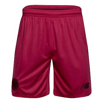 2016-2017 Celtic Third Shorts (Pink)