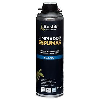 Bostik Foam Cleaner 500Ml 500Ml Transparent (Bricolage , Construction , Isolation)
