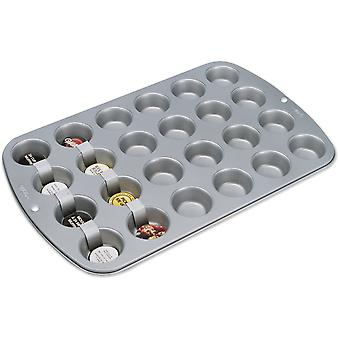 Recept rechts Mini Muffin Pan-24 holte 2