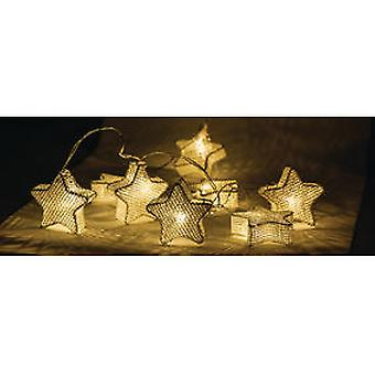 Hq String Light Star 10 Led (Home , Verlichting , Decoratie)