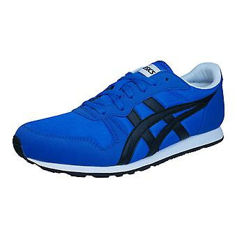 ASICS Temp Racer formateurs de Mens chaussures - Blue