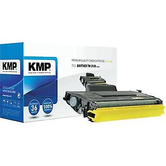 KMP Toner cartridge replaced Brother TN-2120 Compatible Black 5000 pages B-T22