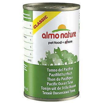 Almo Nature Cat Adult Pacific Tuna 140g (Pack of 24)