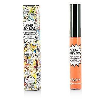 Thebalm Read My Lips (Lip Gloss Infused With Ginseng) - #Pop! - 6.5ml/0.219oz