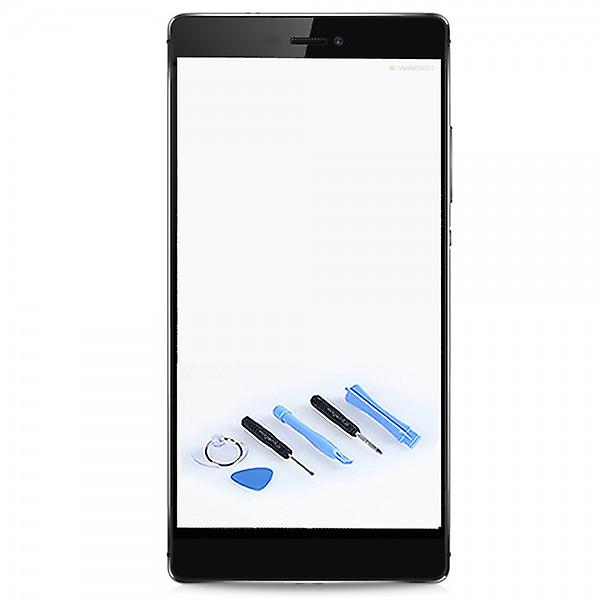 Display glass black for Huawei Ascend P8
