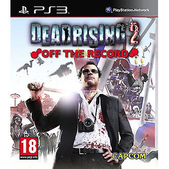 Dead Rising 2 Off Record PS3 spil