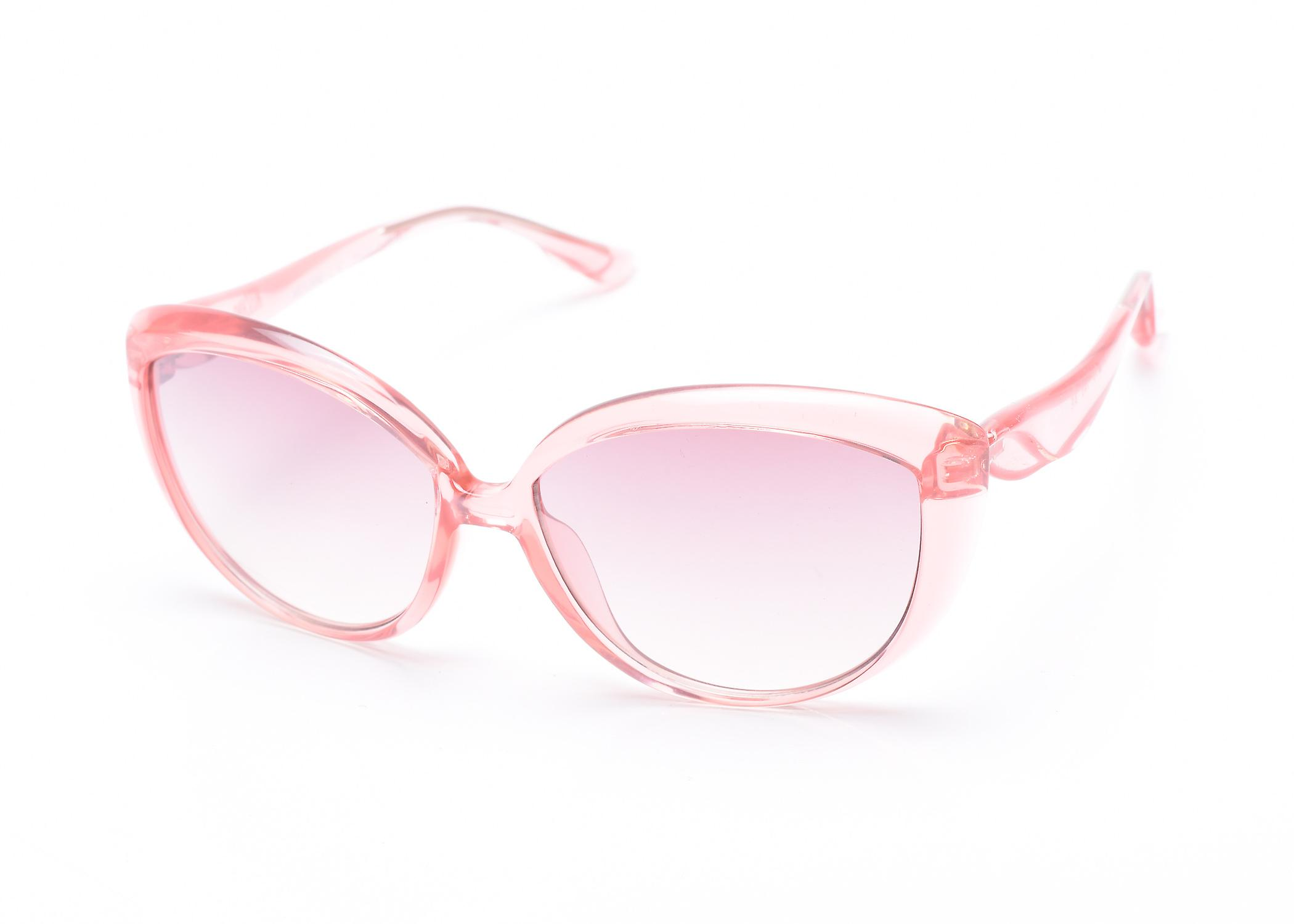 Moschino Women's  Oversized Cat Eye Sunglasses Pink
