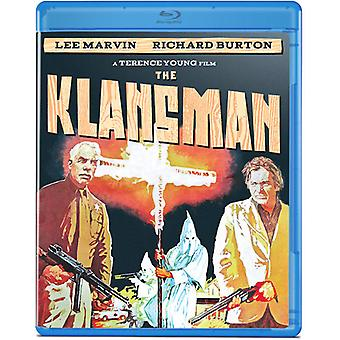 Klansman [Blu-ray] USA import