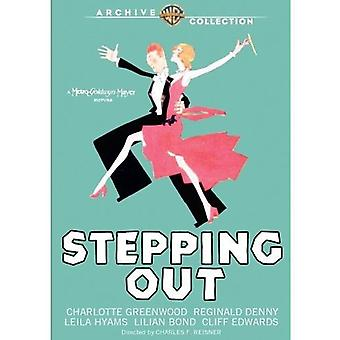 Stepping Out [DVD] USA import