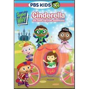 Super Why: Cinderella & Other Fairytale Adventures [DVD] USA import